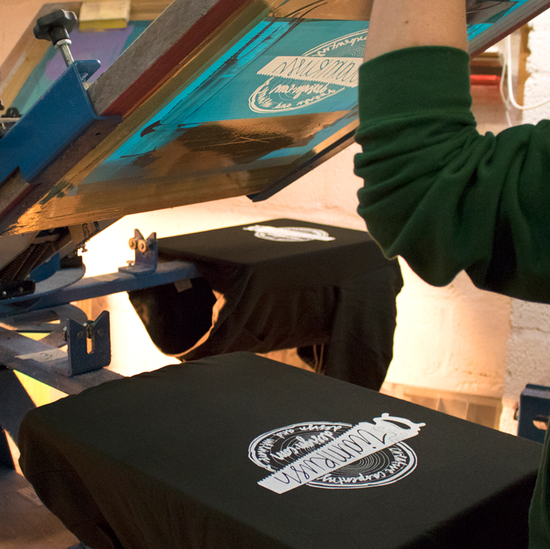 Bristol screen printing services